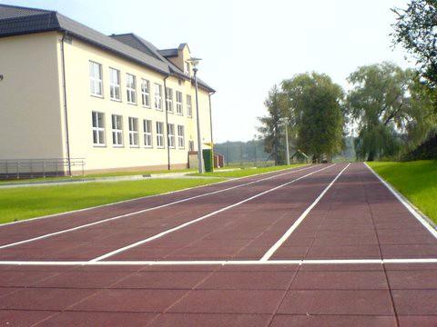 Lublin bieżnia