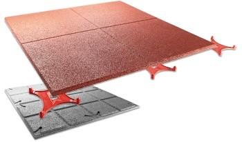 FLEXI-STEP elastyczna płytka 1000x1000x30mm