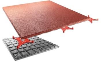 FLEXI-STP elastyczna płytka 1000x1000x45mm