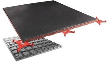 FLEXI-STEP elastyczna płytka 1000x1000x45mm guma