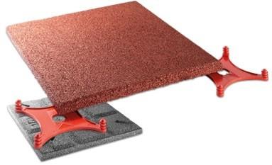 Płytka elastyczna FLEXI-STEP elastyczna płytka 400x400x30mm