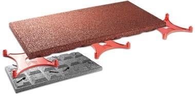 FLEXI-STEP elastyczna plytka 630x315x40m