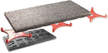 FLEXI-STEP elastyczna plytka CARPET 630x315x40m