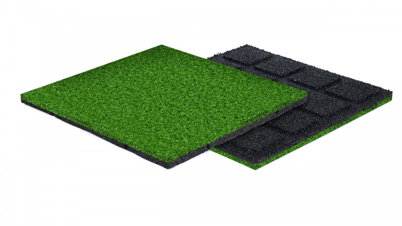 FLEXI-STEP elastyczna płytka GRASSMAT 500x500x30-90mm