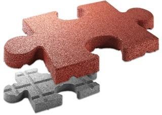 Fleksi-step FLEXI-STEP elastyczne puzzle pojedyncze