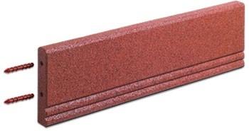 Fleksi-step FLEXI-STEP elastyczny krawężnik z wewnętrznym usztywnieniem 1000x250x50mm