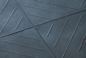 FLEXI-STEP płytka techniczna wykonana z gumy 800x800x12mm
