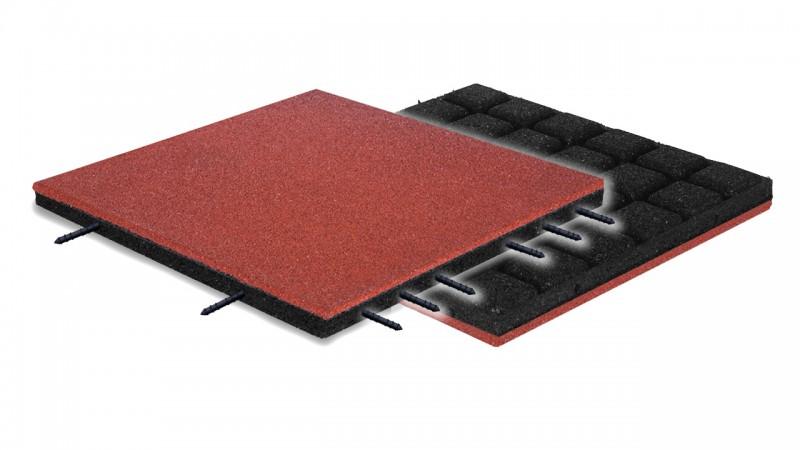 FLEXI-STEP PLUS bezpieczna płytka 500x500x60mm HIC=2,1m