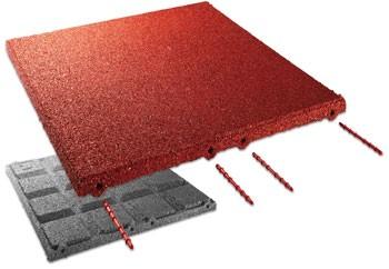 FLEXI-STEP - płytka trudnozapalna 500x500x30mm